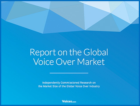 Report: Voice Over Market 2017